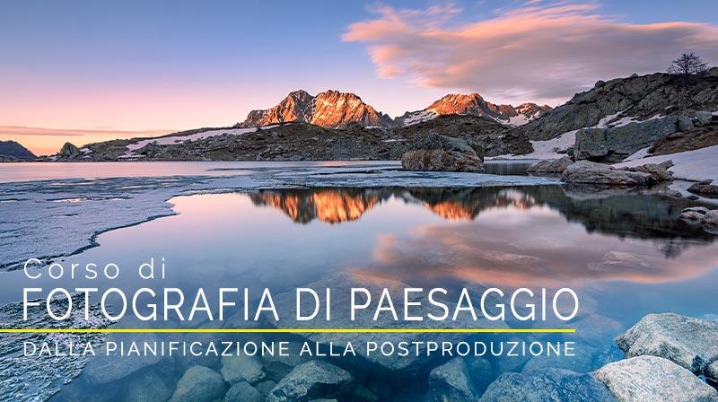Corso di fotografia di paesaggio